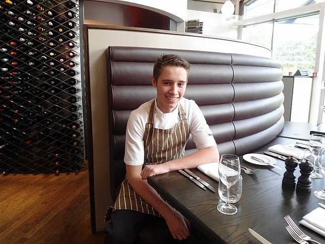 Young Devonian Chef Heads To London For Unique Work Experience Placement