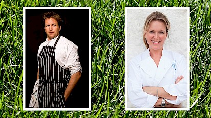 James Martin & Rachel Allen to headline food at RHS Malvern Spring Festival