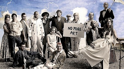 Giffords Circus Launches THE THUNDERS 2014