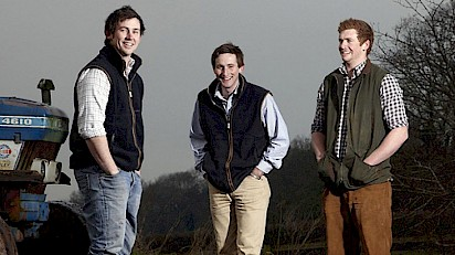 Channel 4's First Time Farmers Join Debate On Farming Future