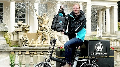 Deliveroo To Take Cheltenham By Storm