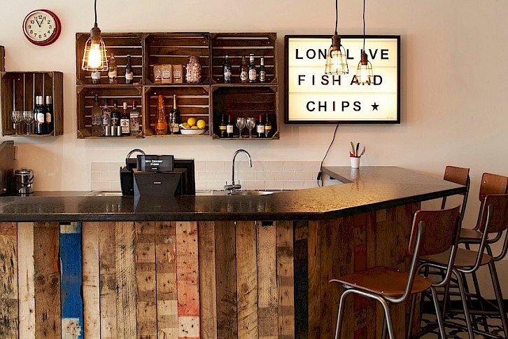 New Look For England's Best Chippy