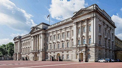 £1 Million For A Night At Buckingham Palace