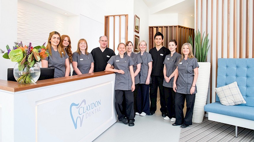 Claydon Dental Triple Shortlisted in Private Dentistry Awards