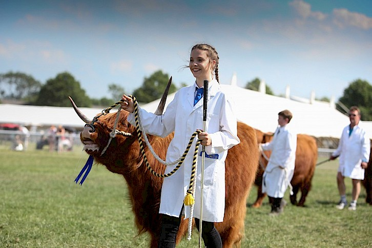 Royal Three Counties Show Turned Up the Heat for 3 Day Spectacle